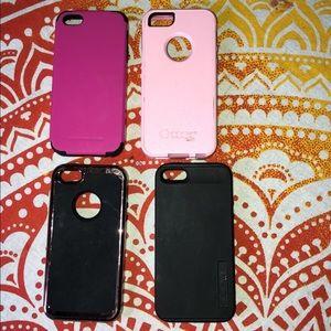 4  iphone 5/5s cases